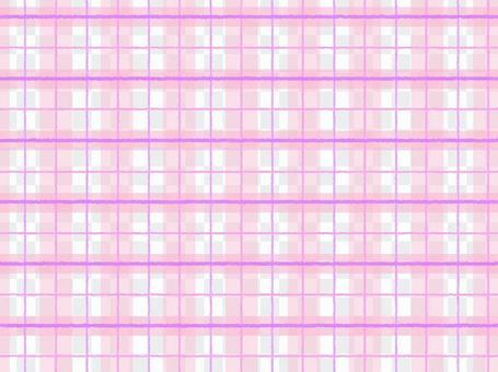 紫色檢查圖案背景
