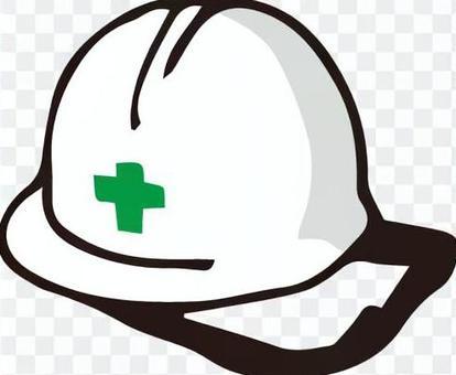 頭盔(白色)