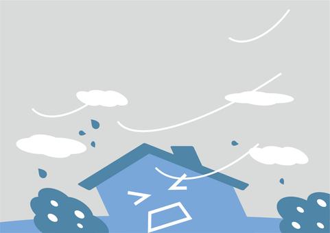 一座經得起風雨的房子