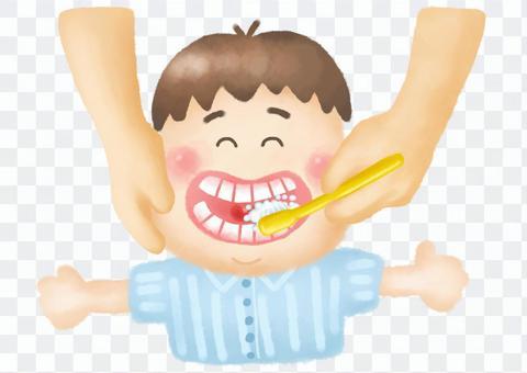 Toothpaste (finish)