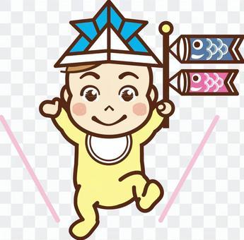 嬰兒精神,嬰兒服裝,兒童節