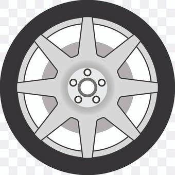 輪胎 04