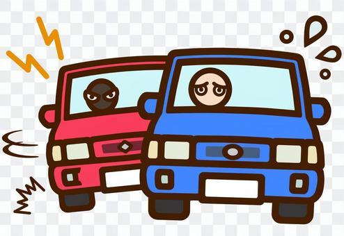 危険あおり運転