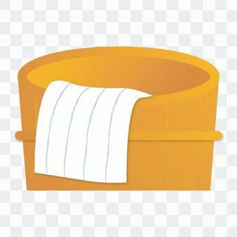 목욕탕 통