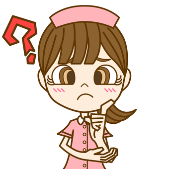 懷疑的女人① / 護士