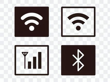 無線電波圖標[1]