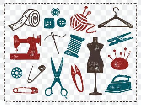 工藝品郵票