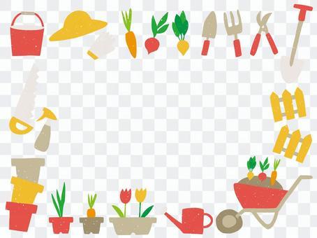 Gardening frame 03