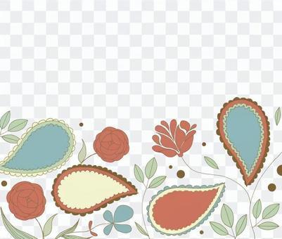 Plant pattern 05