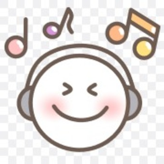 Music musical note smile face smile
