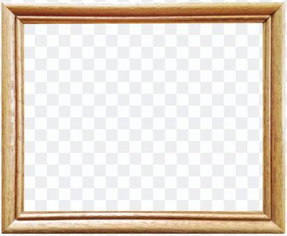 Vintage crate white wood