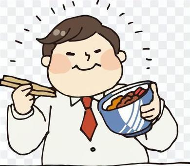 飲食(男性·含糖量)