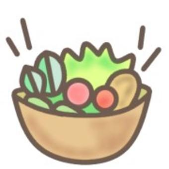 Salad Food Vegetables Simple Delicious