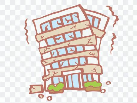 地震(公寓)