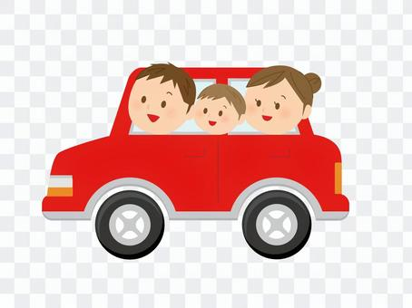 Cars and families