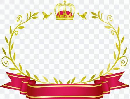 皇冠和橄欖框架6
