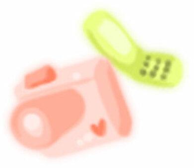 手機和相機