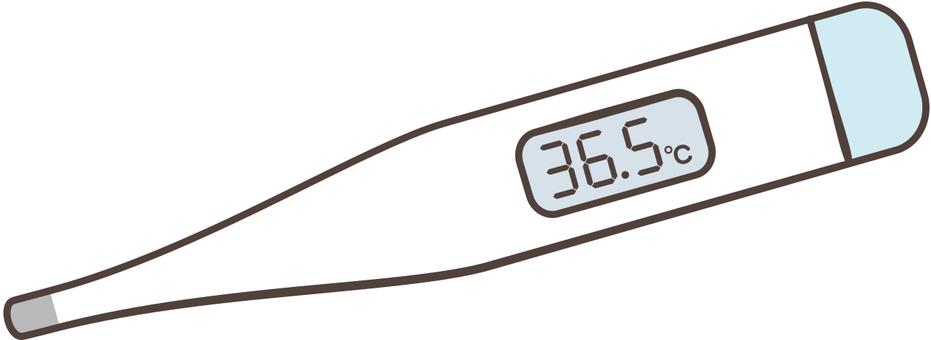 溫度計 36.5℃
