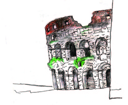 Colosseum (Rome) Italy