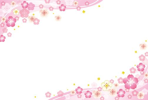 櫻花框架25