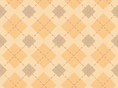 虛線檢查 - 橙色