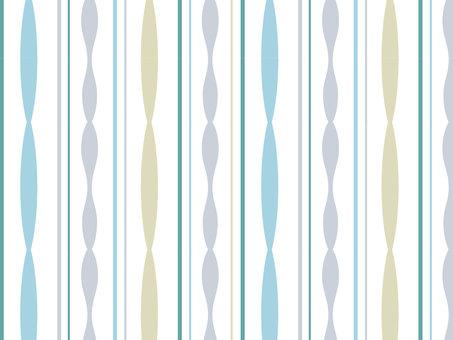 斯堪的納維亞抽象條紋背景藍色