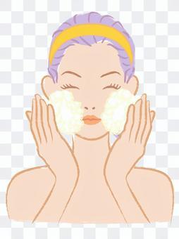 洗臉_ 003
