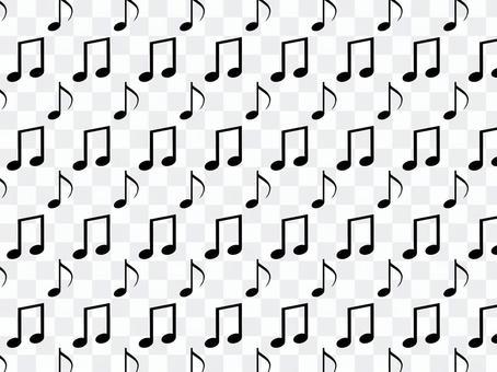 Musical note wallpaper 5