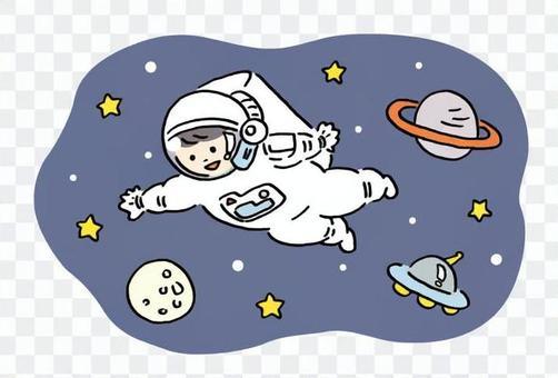 太空行走 2