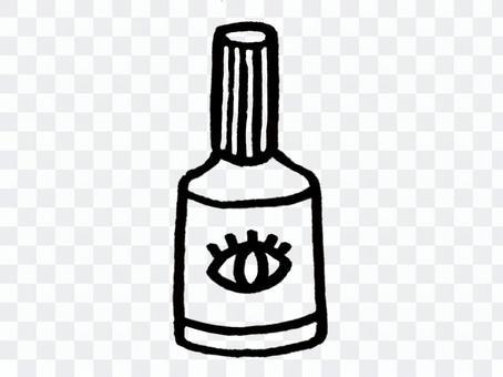 眼藥水/畫線