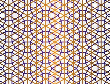 Tsubasa pattern link 2 seamless pattern