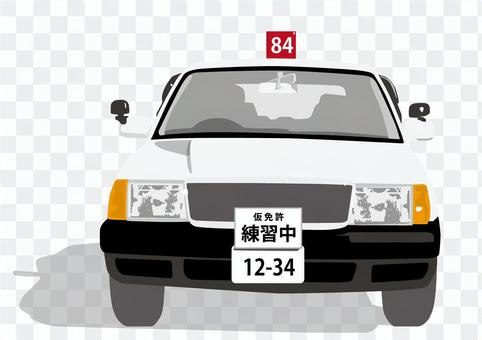 A learning car