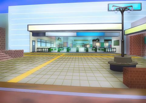 Station illustration 001