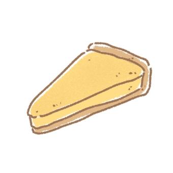 芝士蛋糕(切塊)