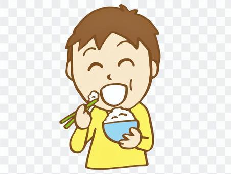 Meal (boy) 2