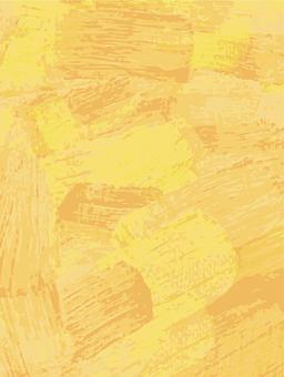 與黃色秋葉的秋天背景