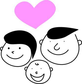 簡單的家庭