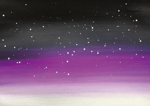星空紫色漸變