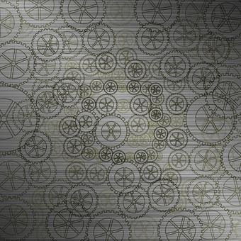 齒輪機械花紋金屬金屬