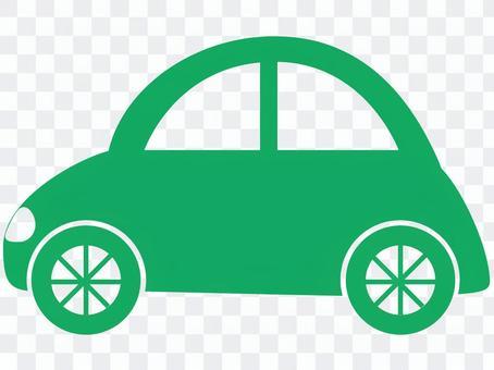 汽車(綠色)