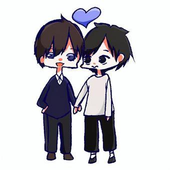 同性愛(男)
