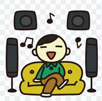 Music enjoyers