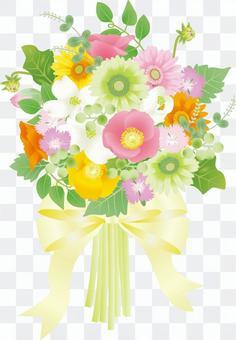 切花花束10