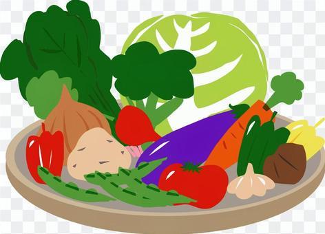 15種蔬菜