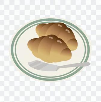 Roll bun