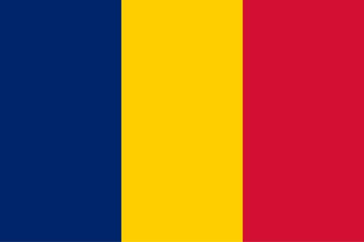 Chad? Romania?