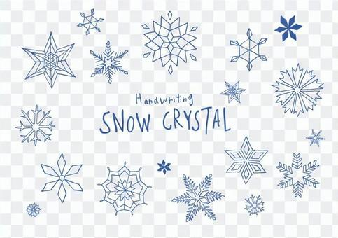 Snow crystal / snowcrystal
