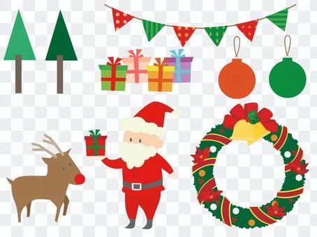 Simple Christmas motif 2
