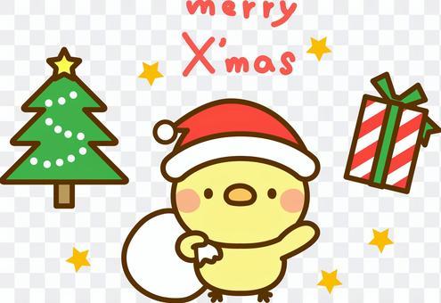 Chick's Santa Claus