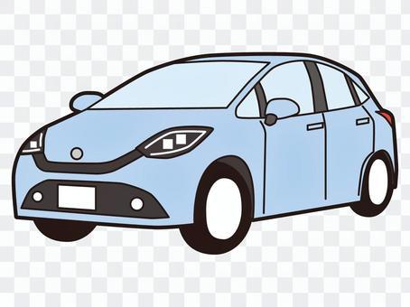 小型車 車 環保車